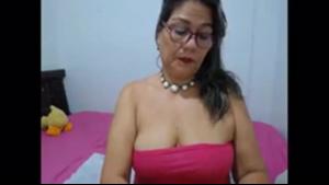 Sexy latina big dick sucking