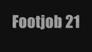 Foot Fetish Orgasm Video #2