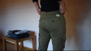 Brazilian Tight Thong Fuck