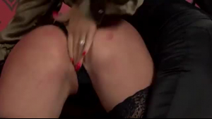 Hot video of a hot brunette who can't wait to get fucked, until she cums