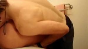 19yo shop teacher fucked with big toy