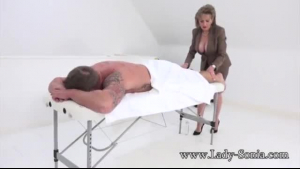 Lady gooder fucked hard by Dylan Young