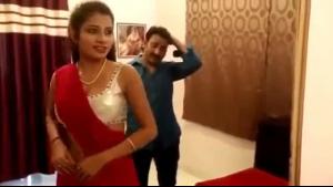 Hot Bhabhi Turns to Ur Girlfriend And Starts Fucking Her