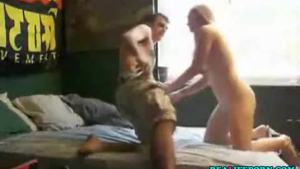 Racy Ass Getting Fucked Hard Behind