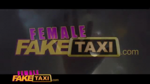 Female Fake Taxi Sexy Italian Blowjob Skirts and Showing Wet Pussy
