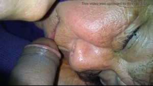 grandma gets her pussy pumped by old perv anal for the best orgasm