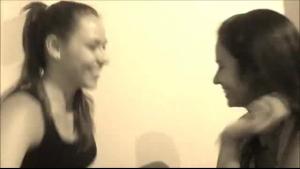 Sexy Lesbian vs BBC