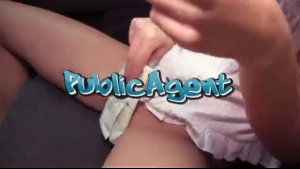 Public Agent Desk fuck