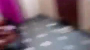 Young Indian Couple Fuck Face