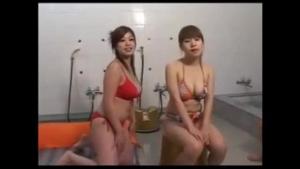Nice lesbian massage with Samantha Rone