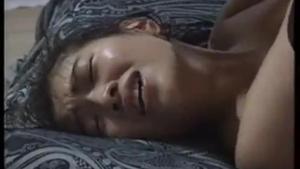 Big boobs japanese model fingered