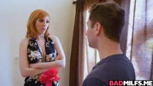 40yo Brad Gaunt gets banged hard by Katie Milano