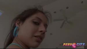Latina Gorgeous MILF Rides The Dick Live On Webcam