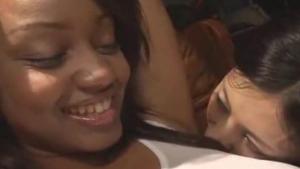 Black lesbians get their fun