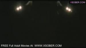 Explicit sex from Moneyo's car sex