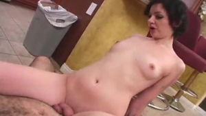 Three sexy girls are having group sex with friends, just for the fun of it