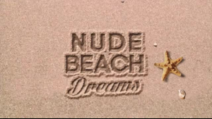 Small titted teen and a horny old man are having casual sex, on the beach