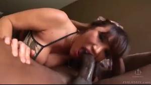 Charming Ava Devine masturbating